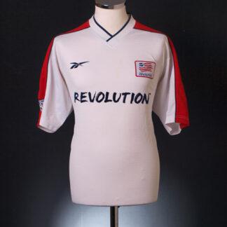 1999 New England Revolution Away Shirt M