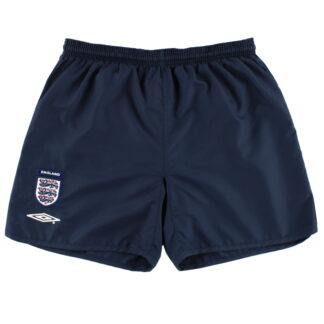2003-05 England Home Shorts *Mint* S
