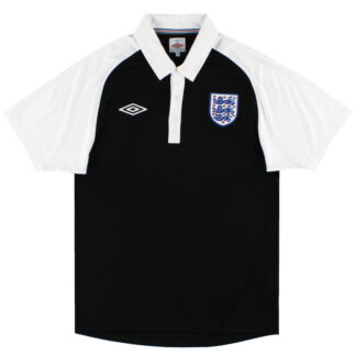 2010-11 England Umbro Polo Shirt M