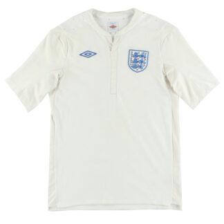 2010-12 England Umbro Home Shirt XXXL