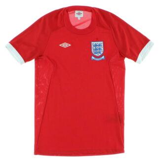 2010 England 'South Africa' Away Shirt Y