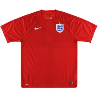 2014-15 England Nike Away Shirt *Mint* S