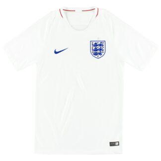 2018-19 England Nike Home Shirt S