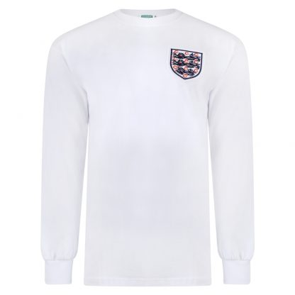 England 1966 World Cup Retro Shirt