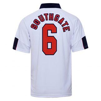 England 1998 World Cup Finals No6 Southgate Shirt