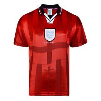 England 1998 World Cup Finals Retro Away Shirt