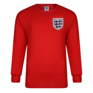 England 1966 World Cup Final Away Retro Shirt