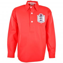 England 1930-40s Away Retro Football Shirt