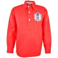 England 1930-40s Away Retro Football Shirt