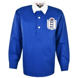 England 1938 Retro Football Shirt