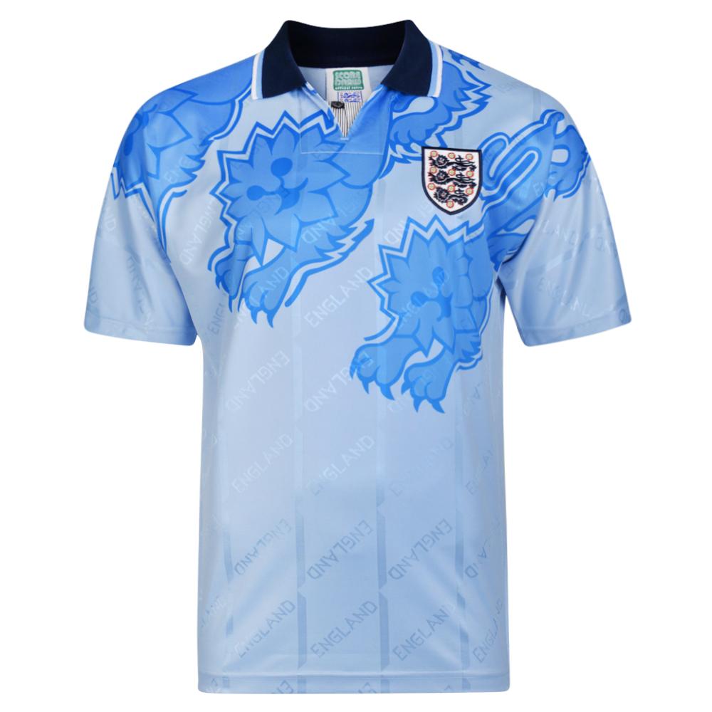 England 1992 Retro Football Third shirt