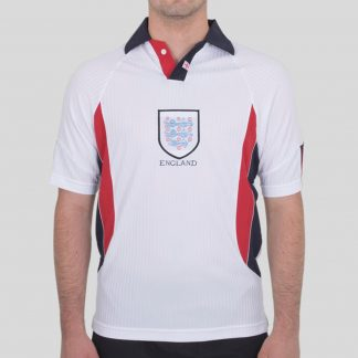 England 1998 Home Retro Football Shirt