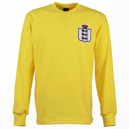 England Retro Goalkeeper Shirt